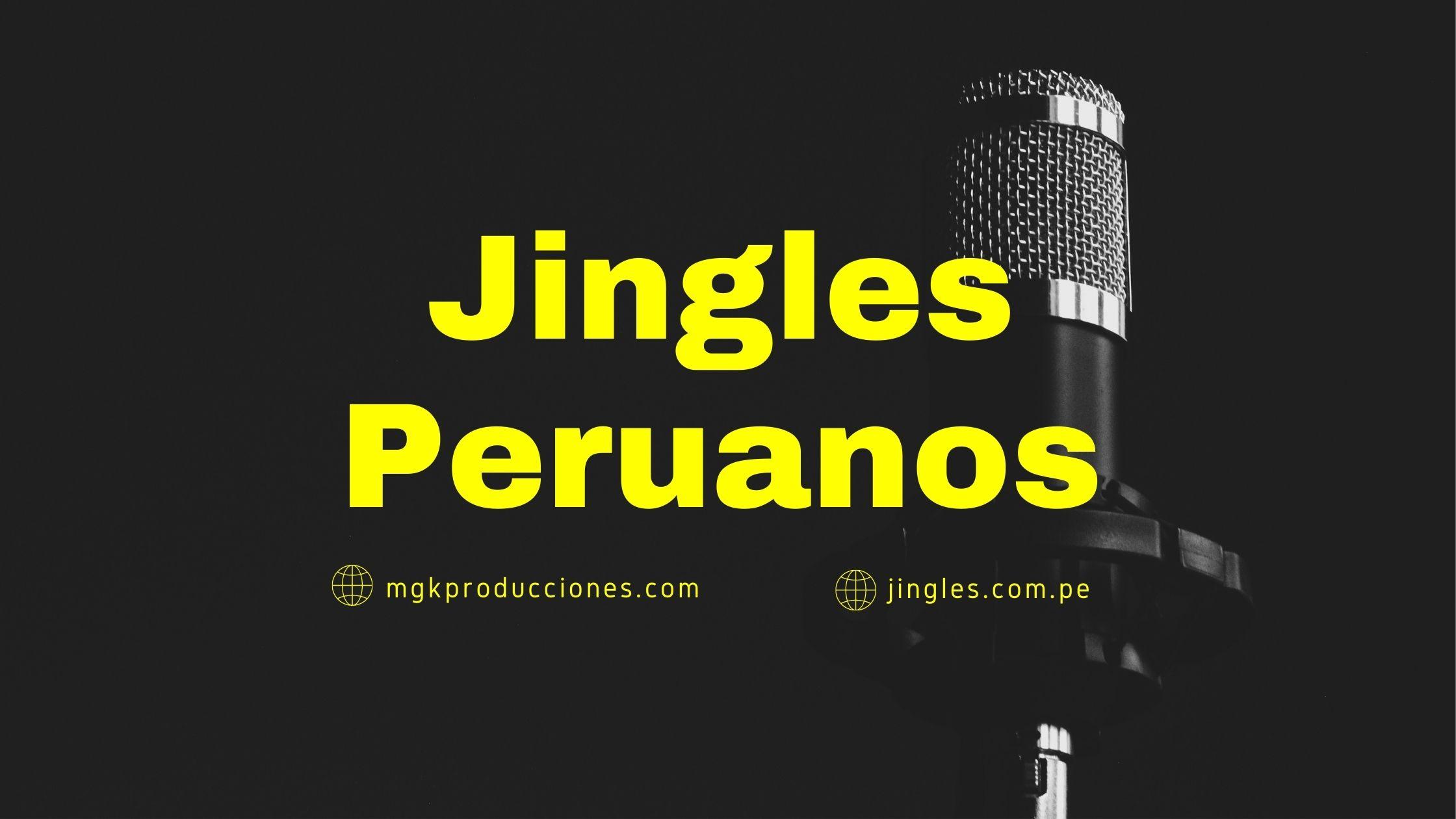 jingles peruanos